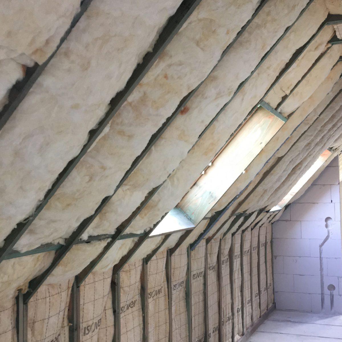 Isolatie dakconstructies